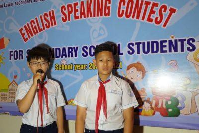 Dạy học ngoại ngữ tại trường THCS Trần Phú
